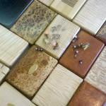 銘木のフライボックス