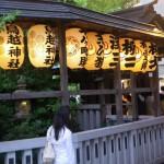 鳥越神社の宵宮